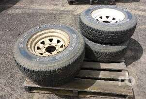 Qty Of 4 Tyre