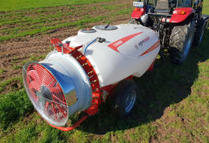 2018 AGROMASTER TAS 2000 TRAILING ATOMIZER SPRAYER (2000L)