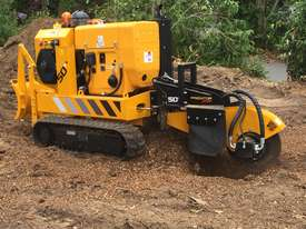 2018 Predator 50RX Remote Controlled Stump Grinder - picture4' - Click to enlarge