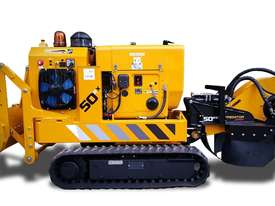 2018 Predator 50RX Remote Controlled Stump Grinder - picture3' - Click to enlarge