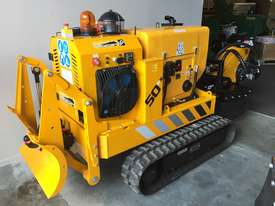 2018 Predator 50RX Remote Controlled Stump Grinder - picture11' - Click to enlarge