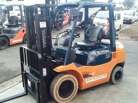 Toyota Forklift 7FG25 Container Mast 4.3m Lift 2.5ton Great Value - picture2' - Click to enlarge