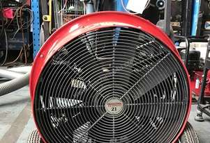 Portable Blower Fan Industrial Petrol Tempest 21