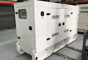 70kW/88kVA 3 Phase Soundproof Diesel Generator.  Perkins Engine.