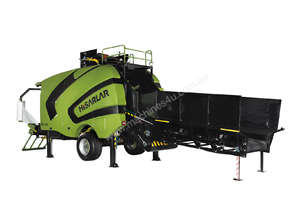 2018 HISARLAR SB 1150 FULL ELECTRIC BALER WRAPPER COMBO
