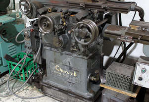 Churchill model NB surface grinding machine