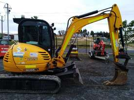 JCB 5.5 Ton Zero Swing Excavator  - picture0' - Click to enlarge