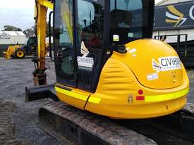 JCB 5.5 Ton Zero Swing Excavator  - picture4' - Click to enlarge