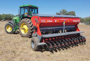 2020 IRTEM FDD 3000 DOUBLE DISC SEED DRILL (3.0M)