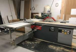 CASADEI PANEL SAW & DUST EXTRACTOR