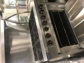 S36(T) - Gasmax 6 Burner with Oven Flame Failure - picture1' - Click to enlarge