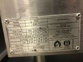 S36(T) - Gasmax 6 Burner with Oven Flame Failure - picture2' - Click to enlarge