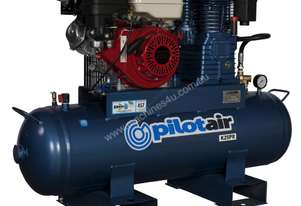 K25PR Reciprocating Air Compressor - Petrol Driven