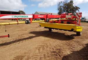 Pottinger Novacat 3507T Mower Conditioner Hay/Forage Equip