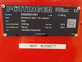 Pottinger Novacat 3507T Mower Conditioner Hay/Forage Equip - picture6' - Click to enlarge