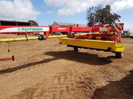 Pottinger Novacat 3507T Mower Conditioner Hay/Forage Equip - picture0' - Click to enlarge