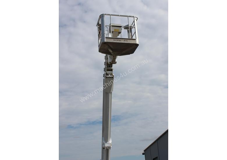 Omme 3700 RBDJ � 37.0 m Crawler Mounted Spider Lift