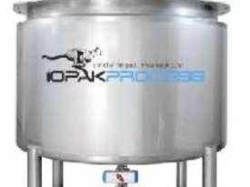 Jacketed 2000L Cooker Kettle (Contra Rotating) 316 - picture0' - Click to enlarge