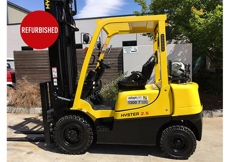 Refurbished 2.5T Forklift