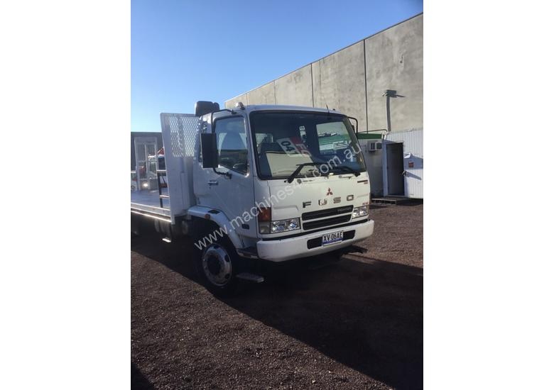 Mitsubishi FN61/2/3/4F FIGHTER 14.0 Beavertail Truck