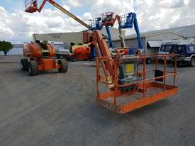 86FT JLG STRAIGHT STICK - DIESEL BOOM LIFT - picture1' - Click to enlarge
