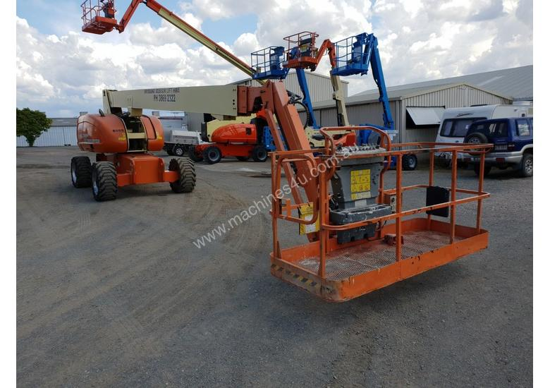 86FT JLG STRAIGHT STICK - DIESEL BOOM LIFT