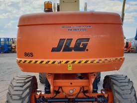 86FT JLG STRAIGHT STICK - DIESEL BOOM LIFT - picture9' - Click to enlarge