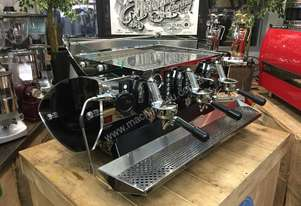 KEES VAN DER WESTEN MIRAGE TRIPLETTE 3 GROUP ESPRESSO COFFEE MACHINE