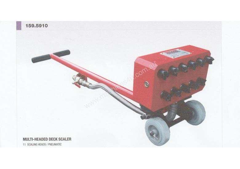 Pneumatic Deck Scaler