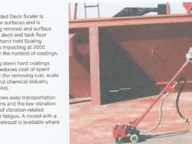 Pneumatic Deck Scaler - picture1' - Click to enlarge