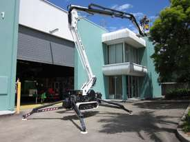 PB1890 - 18m Crawler Mounted Spider Lift - picture1' - Click to enlarge