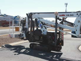PB1890 - 18m Crawler Mounted Spider Lift - picture3' - Click to enlarge