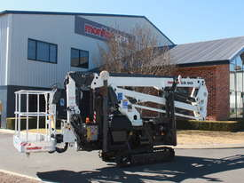 PB1890 - 18m Crawler Mounted Spider Lift - picture5' - Click to enlarge