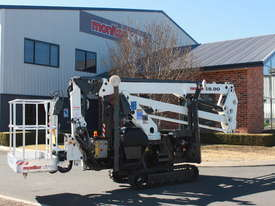 PB1890 - 18m Crawler Mounted Spider Lift - picture6' - Click to enlarge