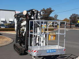 PB1890 - 18m Crawler Mounted Spider Lift - picture8' - Click to enlarge