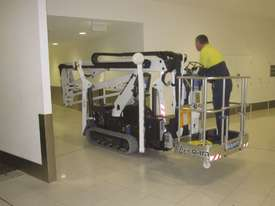 PB1890 - 18m Crawler Mounted Spider Lift - picture13' - Click to enlarge