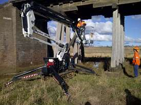 PB1890 - 18m Crawler Mounted Spider Lift - picture15' - Click to enlarge