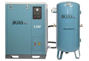 BOSS 25CFM/ 5.5HP Silent Air Compressor with 220L Tank