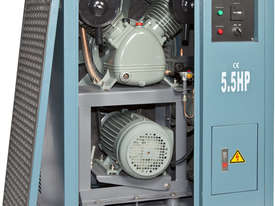 BOSS 25CFM/ 5.5HP Silent Air Compressor with 220L Tank  - picture2' - Click to enlarge