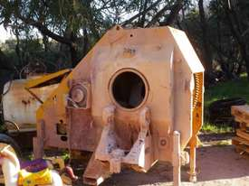 CONCRETE MIXER ELECTRIC - picture0' - Click to enlarge