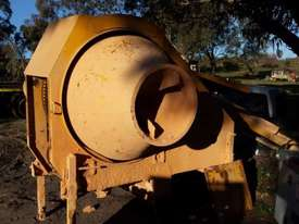 CONCRETE MIXER ELECTRIC - picture1' - Click to enlarge