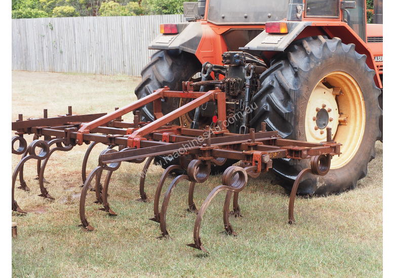 Coil Spring Tyne Cultivator