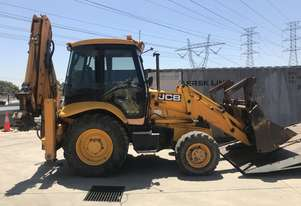 2005 JCB 3CX 60th Anniversary Fel / Backhoe