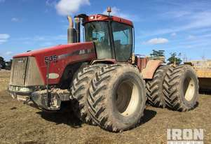 2011 (unverified) Case IH STX535HD Articulated Tractor