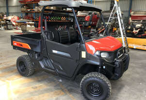 Kioti MECHRON K9 2400 Standard-Side by Side All Terrain Vehicle
