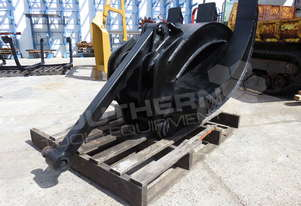 Mechanical Rock Grab 5 Tyne suit CAT 325D Excavator MACHEXC