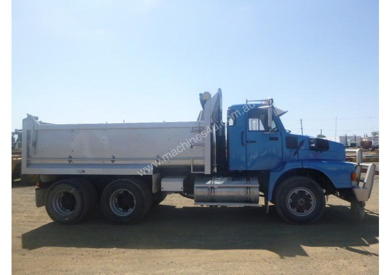 Used Volvo Volvo N12 Tipper Truck Tipper Trucks in Gatton QLD Price
