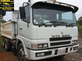 2000 Mitsi FV517KW Tandem Axle Tipper.  TS456 - picture0' - Click to enlarge
