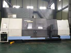 Doosan Puma 700L CNC Lathe. Very good condition. Available  - picture0' - Click to enlarge