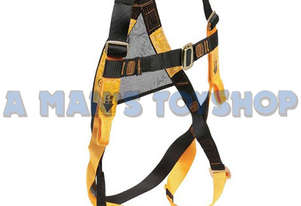 SAFETY HARNESS FULL BODY FRONT & REAR